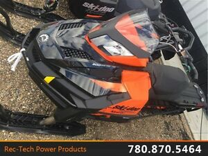 **PRICE REDUCED, ONLY 1 LEFT** 2015 Ski-Doo Tundra Xtreme Rotax