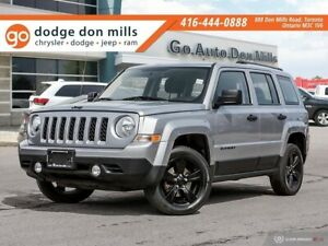 2015 Jeep Patriot Altitude - Air Conditioning - 4X4 - Black acce
