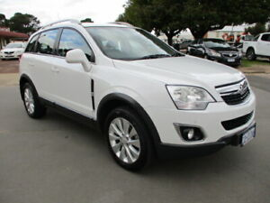 2014 HOLDEN Captiva 5 LT (FWD) Collie Collie Area Preview