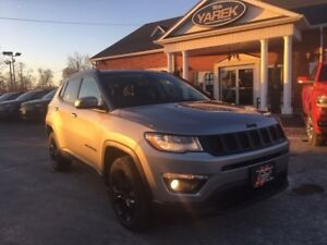 2018 Jeep Compass Altitude 4x4, Heated Seats/Wheel, Bluetooth, B