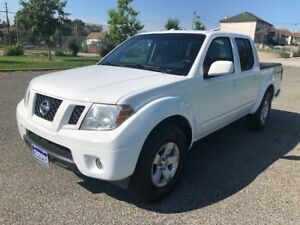 2012 Nissan Frontier PRO-4X|4WD|Crew Cab|Sun Roof|Heated Mirrors