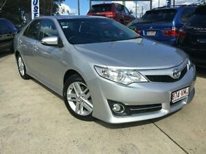 2013 Toyota Camry ASV50R Atara R Premium Silver 6 Speed Semi Auto Sedan Southport Gold Coast City Preview