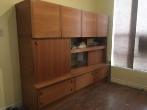 SCOTCH WALL CABINET - MUST GO