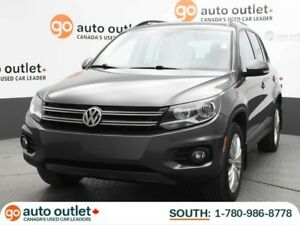 2016 Volkswagen Tiguan Comfortline 4dr AWD 4MOTION, Heated Seats