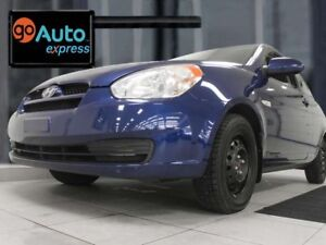 2009 Hyundai Accent Accent coupe- because who doesn't love an ac
