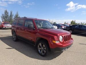 2015 Jeep Patriot Sport High Altitude