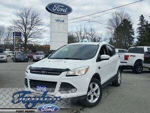 2015 Ford Escape SE *1 OWNER* *2.0L ECOBOOST*