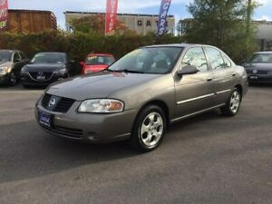 2005 Nissan Sentra 1.8 Special Edition--COMES CERTIFIED---