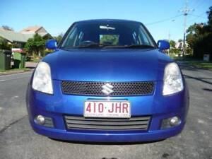2006 Suzuki Swift Hatchback, STUNNING with VERY LONG REGO