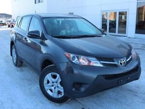 2015 Toyota Rav4 LE AWD Toyota Certified Very Clean