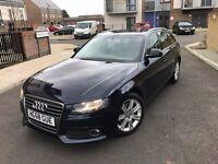 Audi A4 Avant 2.0 TDI SE Multitronic,DIESEL 150 BHP,2009*AUTOMATIC*1 OWNER,FULL MAIN DEALER SERVICE