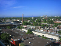 1+1 Condo Near High Park with a Lake View!