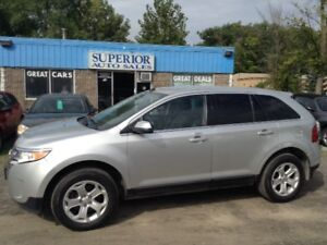 2012 Ford Edge Limited Fully Certified!