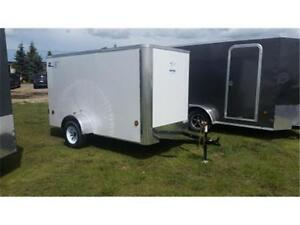 5X10 ENCLOSED BY ROYAL **OUT THE DOOR PRICES** $3056.00 **RAMP**