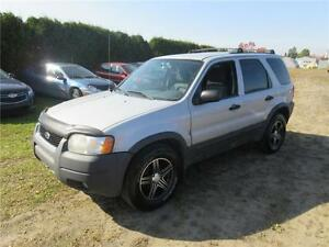 2004 Ford Escape V6 4x4