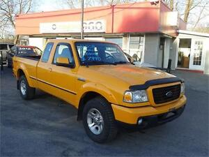 2008 Ford Ranger Sport tres beau camion
