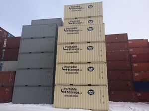 Storage Containers - New and Used - For Sale or Rent
