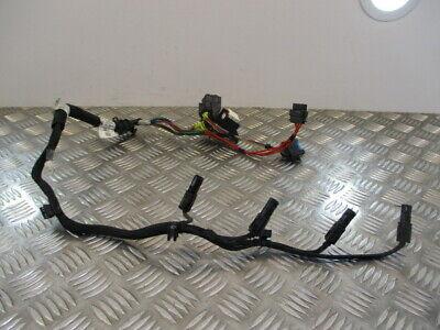 2019 BMW F48 X1 2.0 Diesel B47C20B. Glow/Heater Plug Wiring Loom 8580165 4K