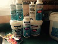 Hottub Bromine Starter kit, Bromine & Shock