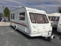 **Grab Yourself a Bargain** 2002 Elddis Odyssey 505 - 5/6 Berth. Awning & Access.