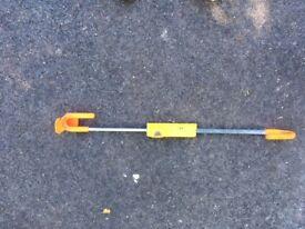 Krooklock car security lock