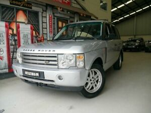 2003 Land Rover Range Rover L322 03MY HSE Silver 5 Speed Automatic Wagon Rydalmere Parramatta Area Preview