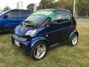 2006 Smart ForTwo Cabrio 6 Speed Sequential Auto Cabriolet Clontarf Redcliffe Area Preview