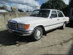 1975 Mercedes-Benz 280 116 SE 4 Speed Automatic Sedan Birkdale Redland Area Preview