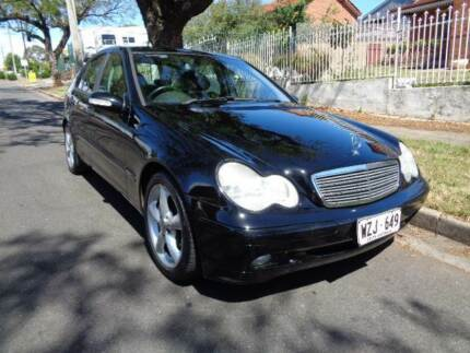 2001 mercedes-benz c180 elegance sedan | cars, vans & utes | gumtree