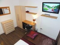 ♠ Exquisite Double inc TV in Leyton V.Close to Stratford Westfield Olympic Area Inc FREE WiFi ♠