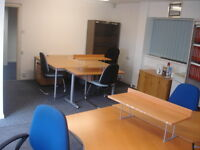 Office's for 2 to 7 persons avialble in Staines