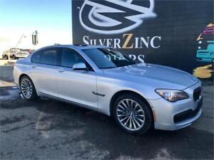 2012 BMW 750i xDrive *M Sport Pkg *Executive Pkg *Rear DVDs