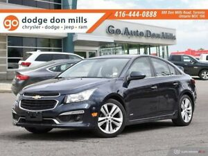 2015 Chevrolet Cruze LTZ - RS package - Leather - Sunroof - Blin