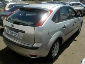 2005 Ford Focus LS CL Silver 5 Speed Manual Hatchback