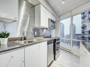 Spacious &  Bright With Floor To Ceiling Views Of Lake And City