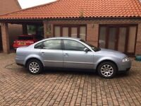 VW Passat 2.0tdi SE Blue 9 months MOT Regularly Serviced Good Condition Regliable Vehicle