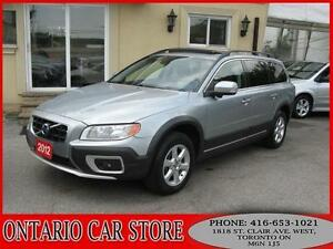 2012 Volvo XC70 3.2 AWD SUNROOF LEATHER