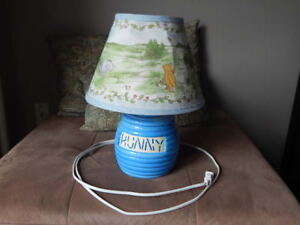 Classic Winnie the Pooh Table Lamp