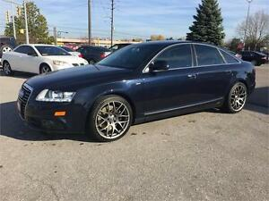 2010 Audi A6 3.0L Special Edition w/Nav CAM SUNROOF LEATHER