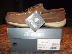 ROCKPORT WORKS MENS SHOES SIZE 9