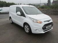 Ford Transit Connect L1 1.6 Tdci 115Ps Limited Van DIESEL MANUAL WHITE (2015)