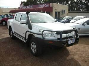2014 Holden Colorado Ute Collie Collie Area Preview