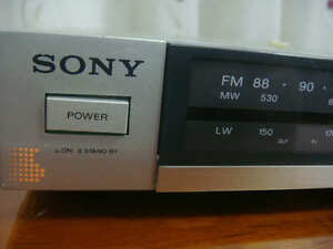 SONY FM-AM STEREO TUNER ST-JX22 EXCELLENT Gatineau Ottawa / Gatineau Area image 2