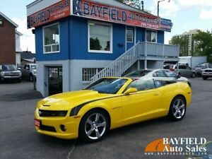 2012 Chevrolet Camaro 2SS Convertible **V8/Auto/Only 25k!**