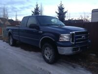 2006 Ford F-250 Very Low Kms Needs Work MUST SELL
