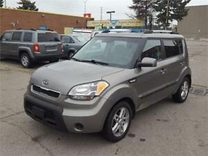 2011 KIA SOUL 2U | HEATED SEATS  | BLUETOOTH |ALLOYS | HATCHBACK