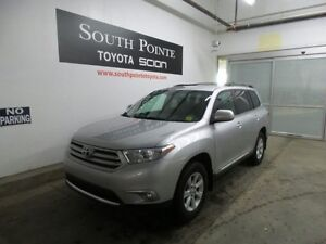 2013 Toyota Highlander 4X4 CLOTH