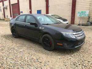 2010 FORD FUSION SE - PST PAID