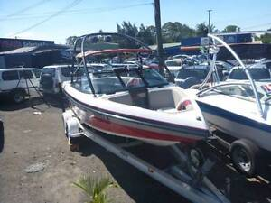 Malibu I Ride Bowrider wakeboard boat + Warranty + Finance Tuggerah Wyong Area Preview