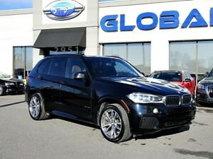2014 BMW X5 xDrive35i M-SPORT PKG . ALL OPTIONS .